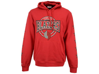 Portland Trail Blazers Mitchell and Ness NBA Men's Down To The Wire Hoodie