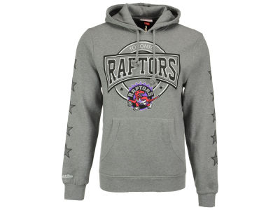 Toronto Raptors Mitchell and Ness NBA Men's Down To The Wire Hoodie
