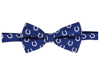 Indianapolis Colts Bow Tie Checkered Repeat