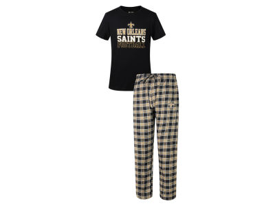 New Orleans Saints NFL Men's Medalist Sleep Set