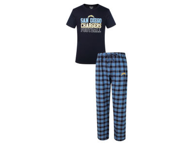 San Diego Chargers NFL Men's Medalist Sleep Set