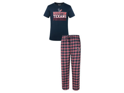 Houston Texans NFL Men's Medalist Sleep Set