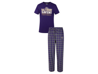 Baltimore Ravens NFL Men's Medalist Sleep Set
