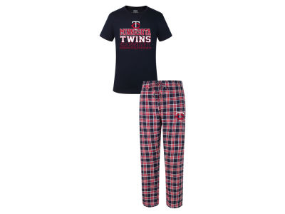 Minnesota Twins MLB Men's Medalist Sleep Set