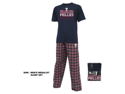 Philadelphia Phillies MLB Men's Medalist Sleep Set