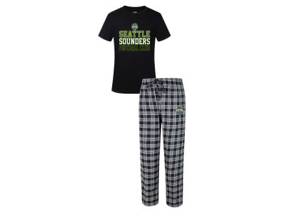 Seattle Sounders FC Concept Sports MLS Men's Medalist Sleep Set
