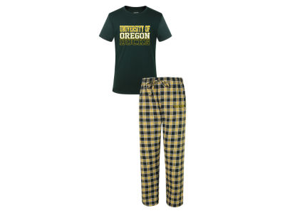 Oregon Ducks NCAA Men's Medalist Sleep Outfit