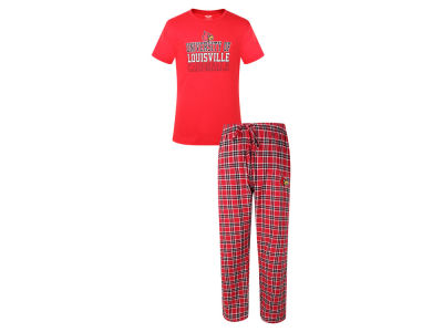 Louisville Cardinals NCAA Men's Medalist Sleep Outfit