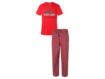 Maryland Terrapins NCAA Men's Medalist Sleep Outfit