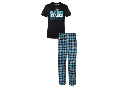 San Jose Sharks NHL Men's Medalist Sleep Set