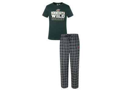 Minnesota Wild NHL Men's Medalist Sleep Set