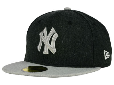 New York Yankees New Era MLB Heather Action 59FIFTY Cap