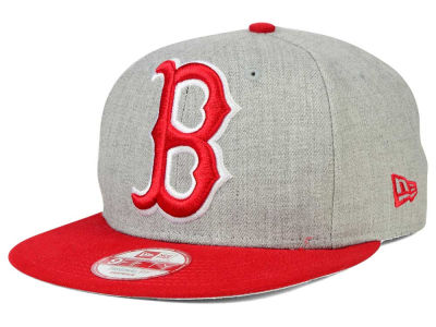 Boston Red Sox New Era MLB Logo Grand 9FIFTY Snapback Cap