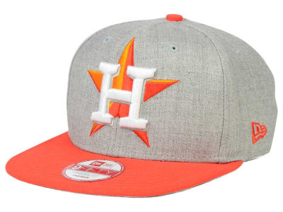 Houston Astros New Era MLB Logo Grand 9FIFTY Snapback Cap