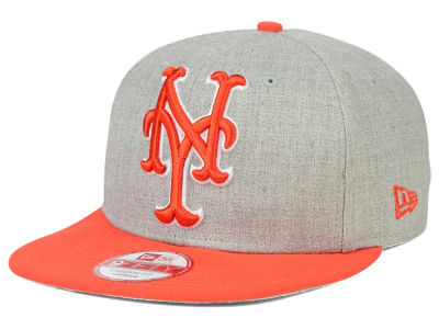 New York Mets New Era MLB Logo Grand 9FIFTY Snapback Cap