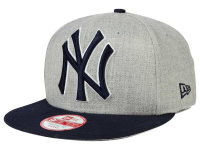 New York Yankees New Era MLB Logo Grand 9FIFTY Snapback Cap