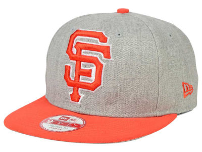 San Francisco Giants New Era MLB Logo Grand 9FIFTY Snapback Cap