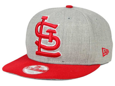 St. Louis Cardinals New Era MLB Logo Grand 9FIFTY Snapback Cap