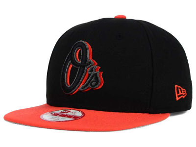 Baltimore Orioles New Era MLB Shadow Slice 9FIFTY Snapback Cap