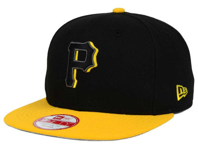 Pittsburgh Pirates New Era MLB Shadow Slice 9FIFTY Snapback Cap