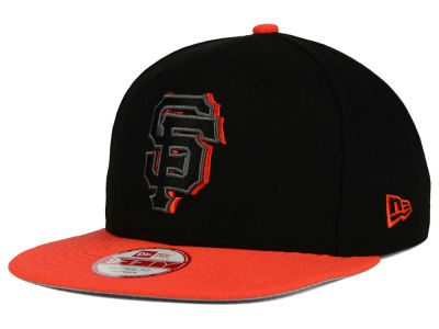 San Francisco Giants New Era MLB Shadow Slice 9FIFTY Snapback Cap