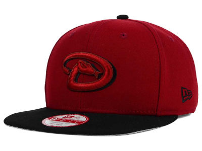 Arizona Diamondbacks New Era MLB Shadow Slice 9FIFTY Snapback Cap