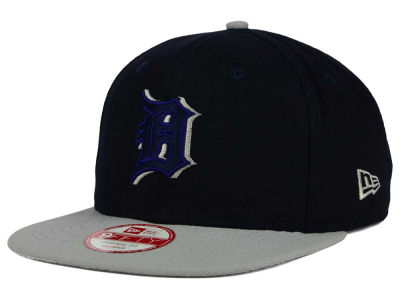 Detroit Tigers New Era MLB Shadow Slice 9FIFTY Snapback Cap