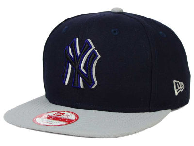 New York Yankees New Era MLB Shadow Slice 9FIFTY Snapback Cap