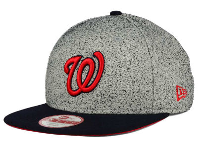 Washington Nationals New Era MLB Spec 9FIFTY Snapback Cap