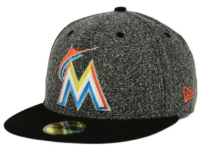 Miami Marlins New Era MLB Spec 59FIFTY Cap