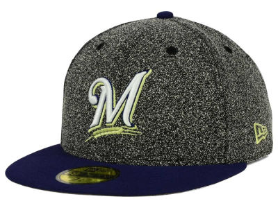 Milwaukee Brewers New Era MLB Spec 59FIFTY Cap