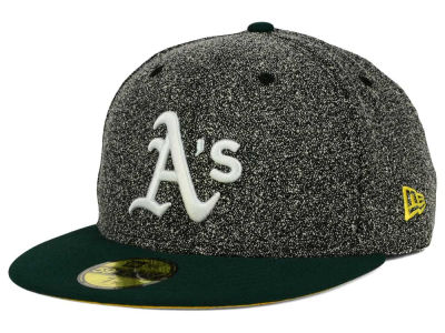 Oakland Athletics New Era MLB Spec 59FIFTY Cap