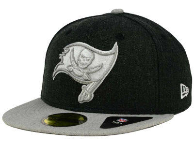 Tampa Bay Buccaneers New Era NFL Heather Action 2 Tone 59FIFTY Cap