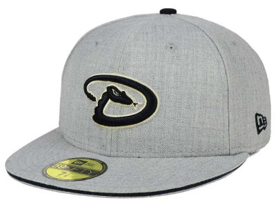 Arizona Diamondbacks New Era MLB Heather Slice 59FIFTY Cap
