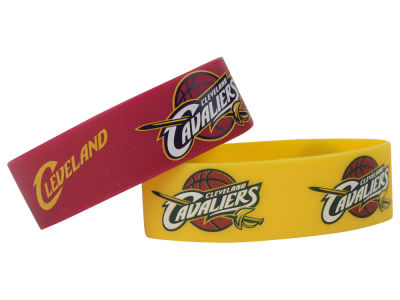Cleveland Cavaliers 2-pack Wide Bracelet