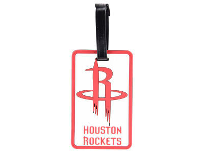 Houston Rockets Soft Bag Tag