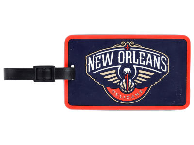 New Orleans Pelicans Soft Bag Tag
