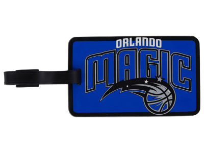Orlando Magic Soft Bag Tag