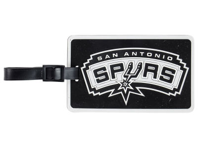 San Antonio Spurs Soft Bag Tag