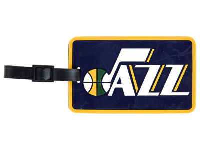 Utah Jazz Soft Bag Tag