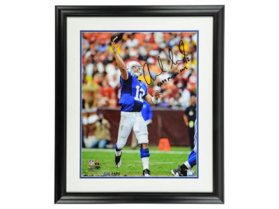 Indianapolis Colts Andrew Luck Andrew Luck Autographed 16x20 Framed Photo