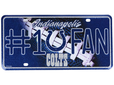 Indianapolis Colts #1 Fan Tag-Rico