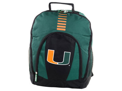 Miami Hurricanes Prime Time Backpack