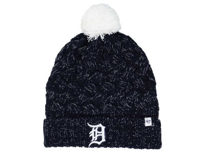 Detroit Tigers '47 MLB Women's '47 Fiona Pom Knit
