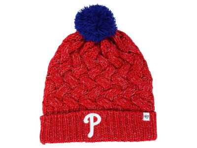 Philadelphia Phillies '47 MLB Women's '47 Fiona Pom Knit