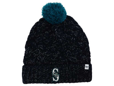 Seattle Mariners '47 MLB Women's '47 Fiona Pom Knit