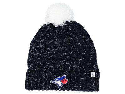 Toronto Blue Jays '47 MLB Women's '47 Fiona Pom Knit