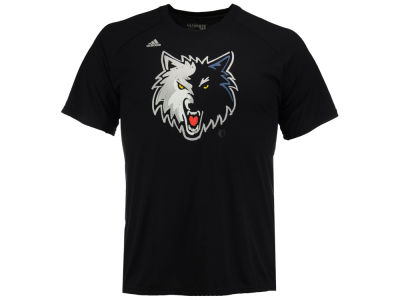 Minnesota Timberwolves adidas NBA Men's Quick Draw Climalite T-Shirt