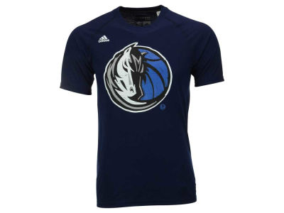 Dallas Mavericks adidas NBA Men's Quick Draw Climalite T-Shirt