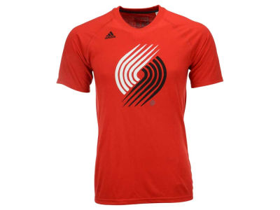 Portland Trail Blazers adidas NBA Men's Quick Draw Climalite T-Shirt